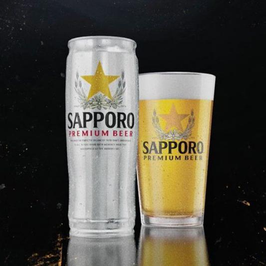 Saporro (500 ml Can)