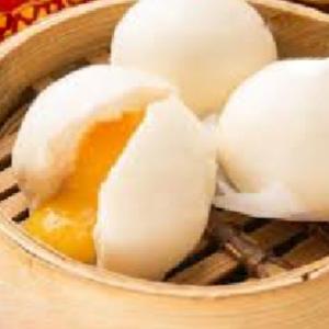 Cream Custard Bun 流沙包