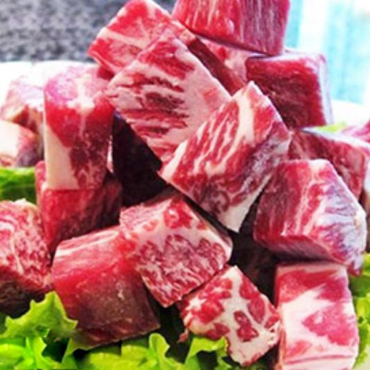Lamb Cut Small Pieces 小羊切粒
