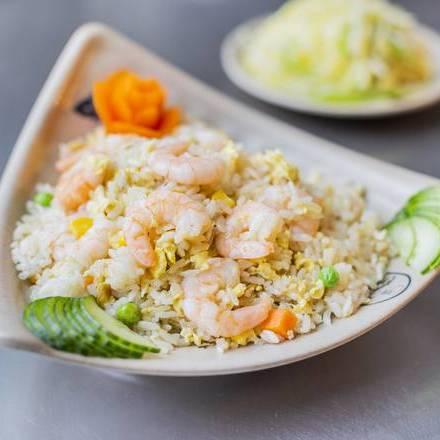 405. Shrimp Fried Rice 虾仁炒饭