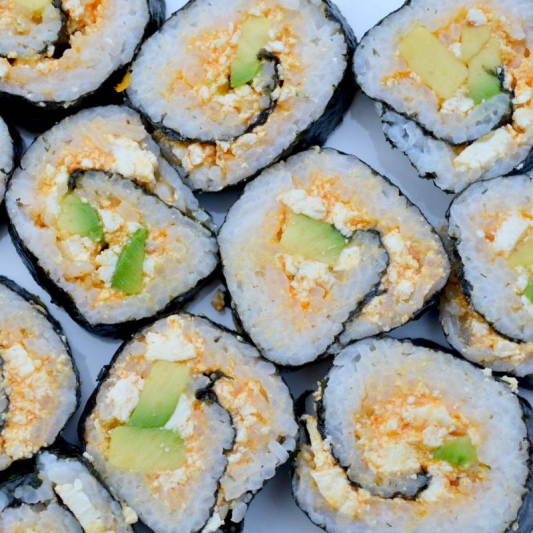 43. Spicy Tofu Roll