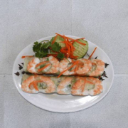 #96. Shrimp Salad Roll (Gôi Cuốn) (2 pcs)