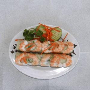 #96. Shrimp Salad Rolls (Gôi Cuốn) (2 pcs)