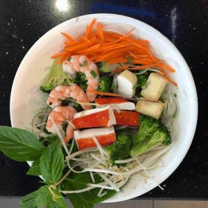#37. Seafood Noodle (Mi Hoac Hu Tieu Do Bien)