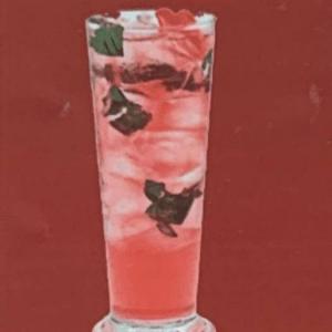 B-Strawberry Mojito