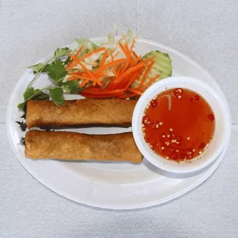 #94. Vietnamese Spring Rolls (Chá Gio) (2 pcs)