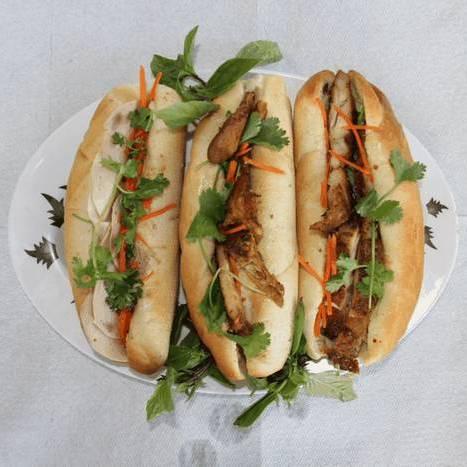 A1. Special Vietnamese Sub (Bánh Midac Biệt)