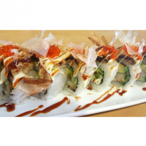 Eel Dragon Roll