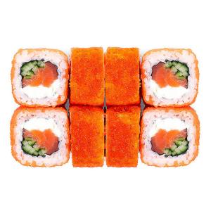 Tobiko Roll