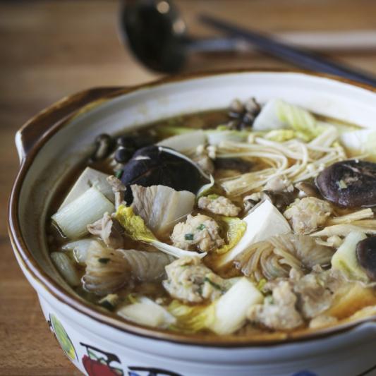 Chanko Nabe Soup