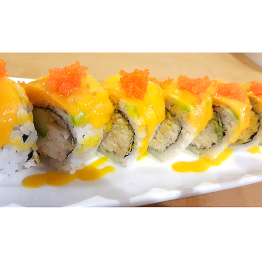 Mango Dragon Roll