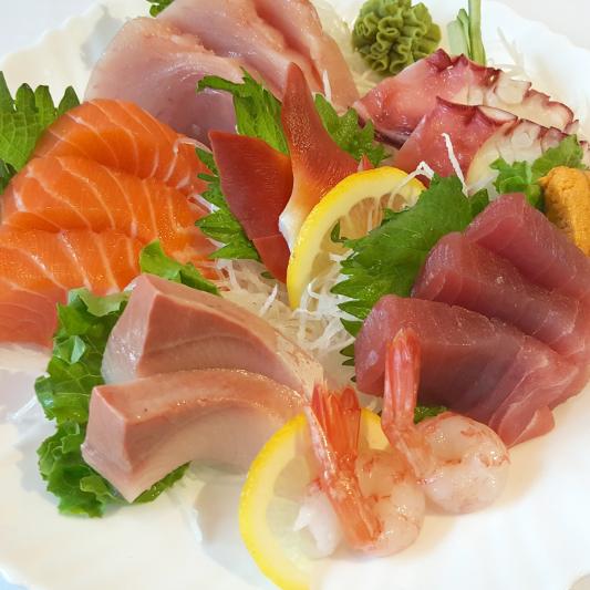 DX Assorted Sashimi