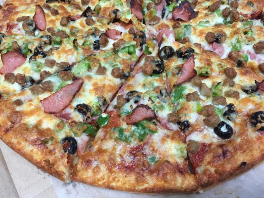 14. Italian Special Pizza