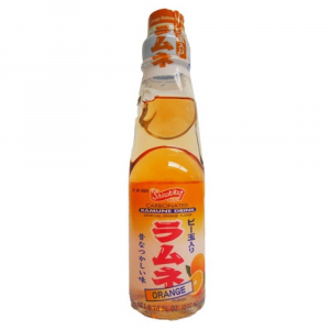 Ramune Drink Orange