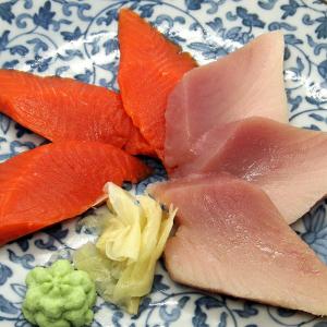 Sockeye (3 pcs) & Tuna (3 pcs)