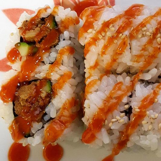Spicy Pork Roll