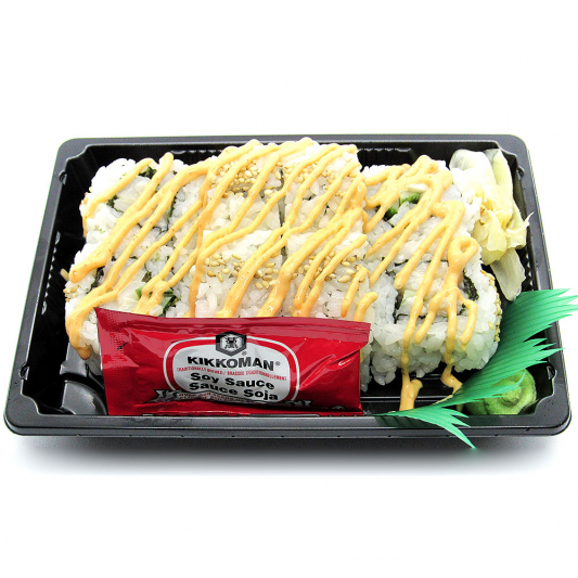 Spicy Scallop Roll (8 pcs)