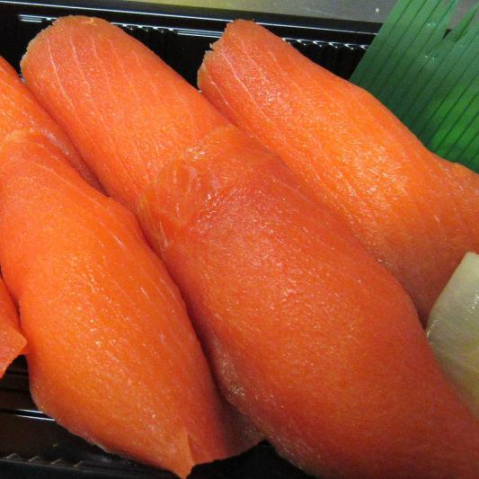 Smoked Salmon Nigiri (6 pcs)