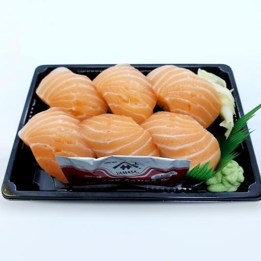 Salmon Nigiri (6 pcs)