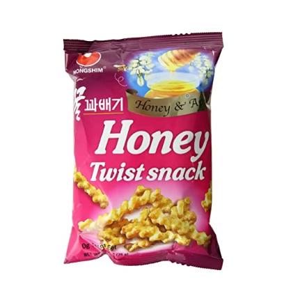 Honey Twist Snack