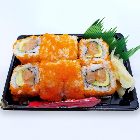 Orange Roll (8 pcs)