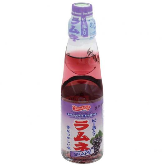 Ramune Drink Grape