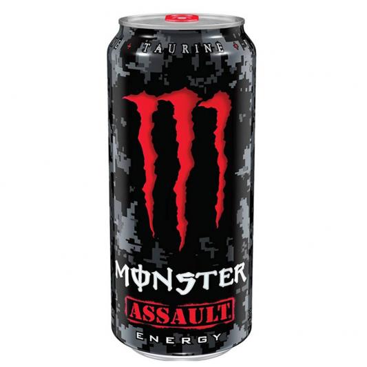 Monster Assult Energy