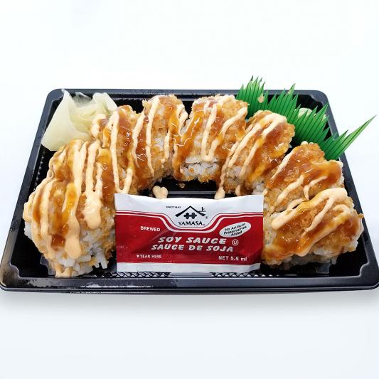 Crunchy Yam Roll