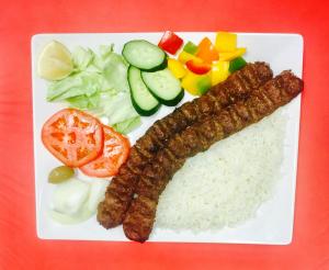 8. Shaami Kabab