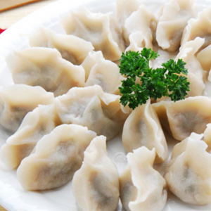 9114. Pork and Veggie Dumpling 北方水饺