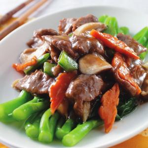 2106. Stir Fried Beef with Veggie 時菜炒牛肉