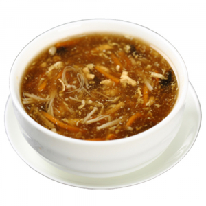 1220. Hot and Sour Soup 酸辣汤