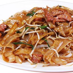 4209. Fried Beef Ho‐Fan 大排檔炒牛河