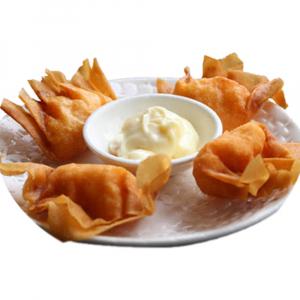 9401. Deep Fried Shrimp Dumpling 沙律明虾角