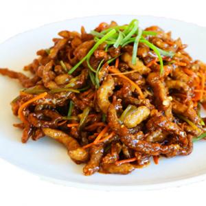 2712. Ginger Beef 姜汁牛丝