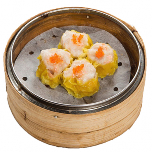 9103. Shrimp and Pork Siu Mai 蟹籽烧麦