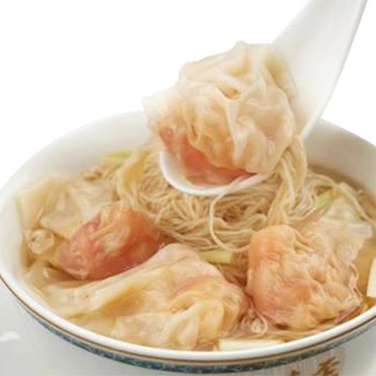 9701. Wonton Noodle Soup 鲜虾云吞面
