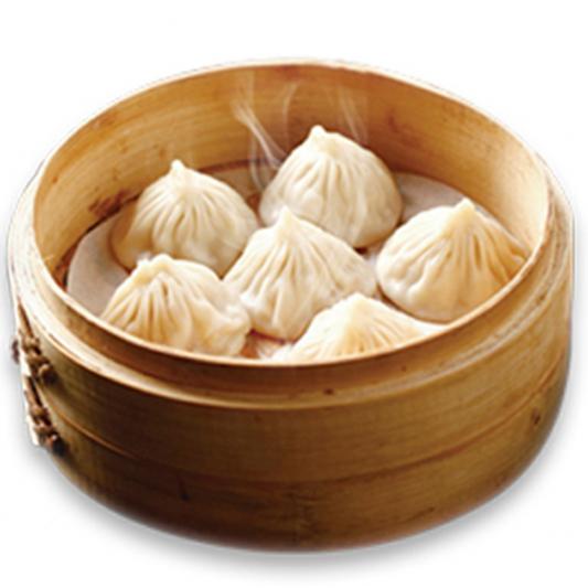 9203. Xiaolongbao (Steamed Pork Buns) 南翔小笼包