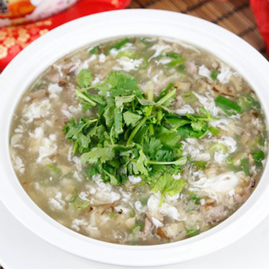 1203. Beef & Parsley Thick Soup 西湖牛肉羹