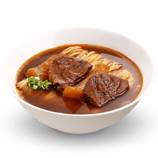 9702. Beef Shank Noodle Soup 红烧牛肉面