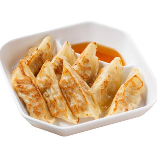 9406. Pan Fried Chicken Dumpling 香煎鸡肉锅贴