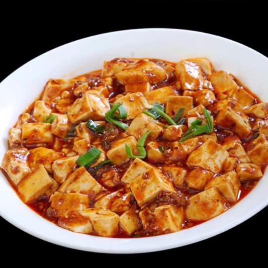 3208. Mapo Tofu 麻婆豆腐
