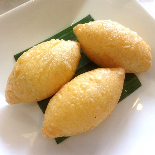 9404. Meat and Dried Shrimp Sticky Rice Dumplings 安虾咸水角
