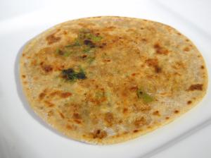 Moolie Paratha
