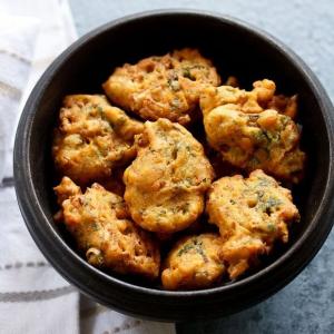 Vegetable Pakoras (Bhaji)