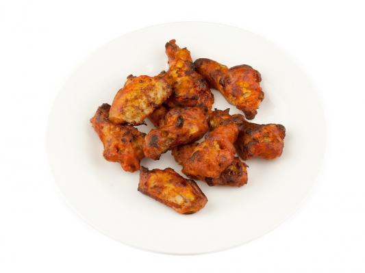 10 Pieces of Chicken Wings