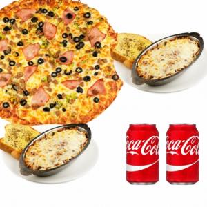 Family Specials On Pizza & Pasta