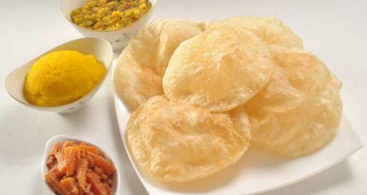 Chana Puri