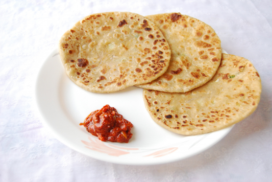 Aloo Parantha