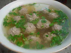 G2. Pork Ball Soup